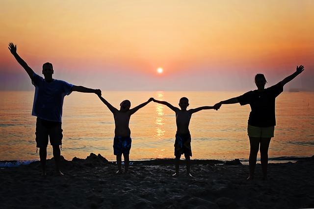 radostná rodina